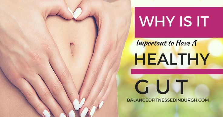 Why Is It Important to Have a Healthy Gut? A healthy gut involves the effective digestion and absorption of food, the absence of gastro-intestinal illness, normal and stable good bacteria thus leading to a state of wellbeing.