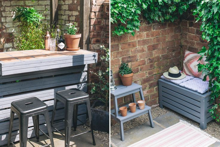 Allow me to set the scene. Four years ago we moved into what was originally two teeny shoemakers cottages. It was converted in to one dwelling about fifteen years ago and now makes up a modest size home for James and I. As with many Victorian terraces the garden consists of a walled courtyard plot … Continue reading Lauren's House | The Garden Reveal →