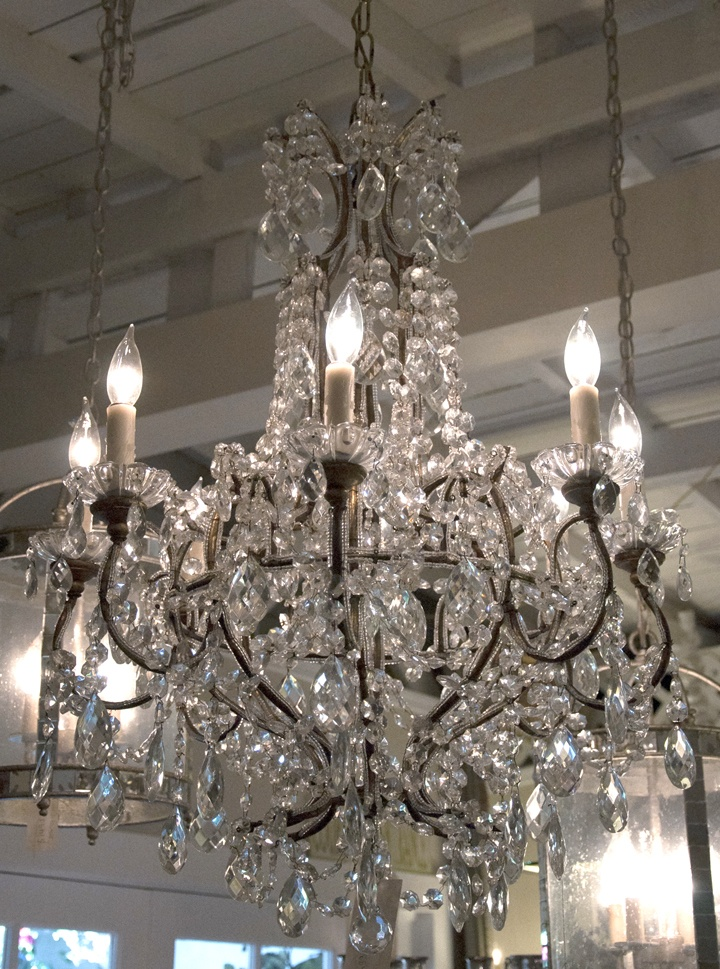 1308 best chandelier /Avizeler images on Pinterest | Crystal ...