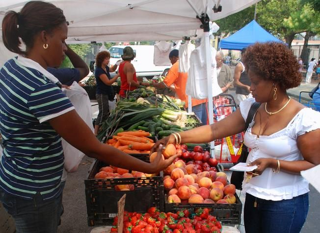 New Report on Farmers Markets & Low-Income Communities By Project for Public Spaces on Feb 20, 2013 | 1 Comment