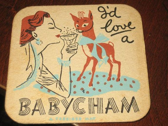81 Best Images About Babycham On Pinterest English