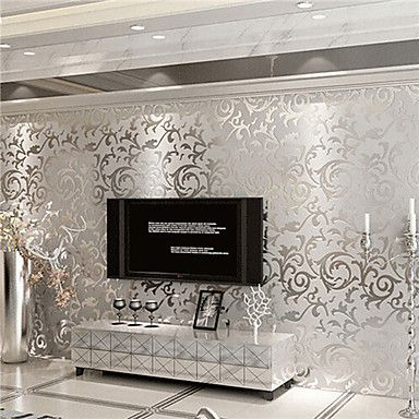 26.09] Wallpaper Non-woven Paper Wall Covering - Adhesive ...