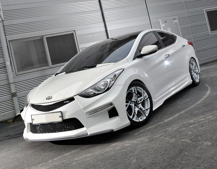17 Best Elantra Mods Images On Pinterest Autos Cars And