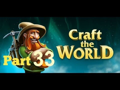 Craft The World Ep33 (Another Portal Attack)