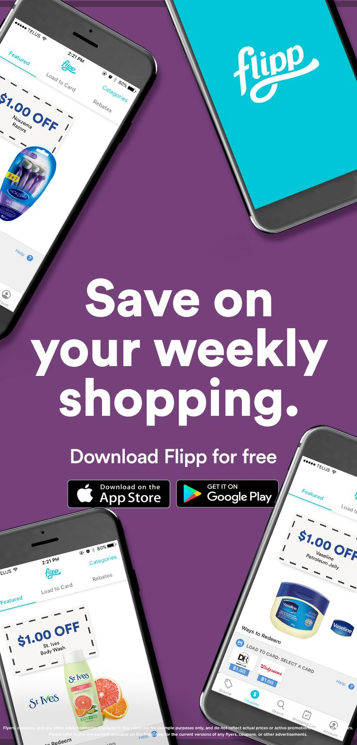 Browse coupons and save money on cleaning products. Never miss the chance to save money on the brands you love. Download Flipp for free.