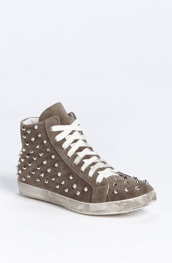 Love these! The perfect sneaks to wear to class this spring!! Steve Madden 'Twynkle' Studded Sneaker | Nordstrom