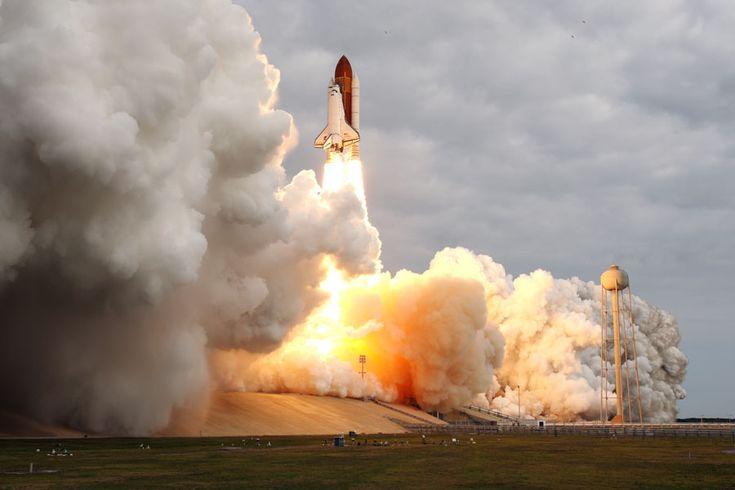 The last launch of space shuttle Endeavour: Shuttle Launch, Buckets Lists, Nasa Photos, Spaces Shuttle Endeavour, Finals Frontier, Inspiration Image, Endeavour Launch, Space Shuttle, Endeavour Photocard