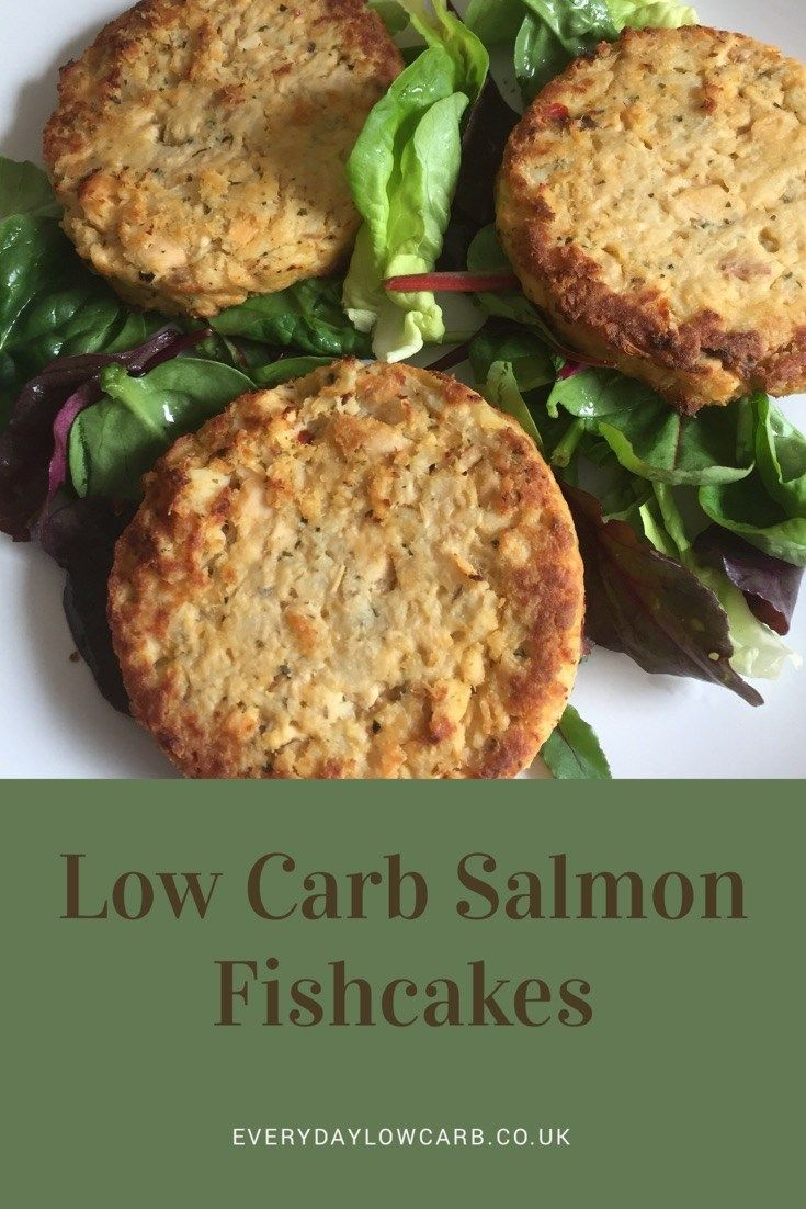 Low Carb Salmon Fishcakes Recipes I Love To Cook Recipe Low Carb Salmon Recipes Fishcakes