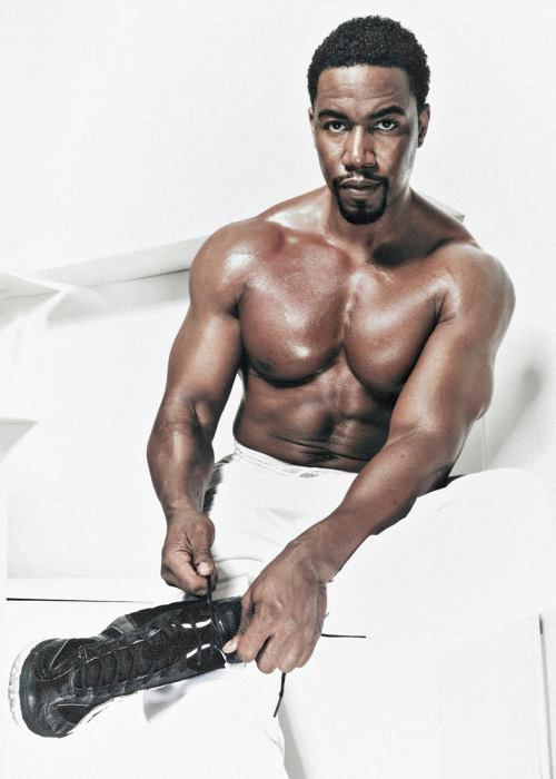 Michael Jai White Nude Photos Leaked Online