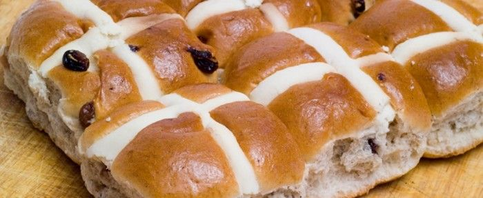 Get ready for Easter with this classic recipe for home made hot cross buns.