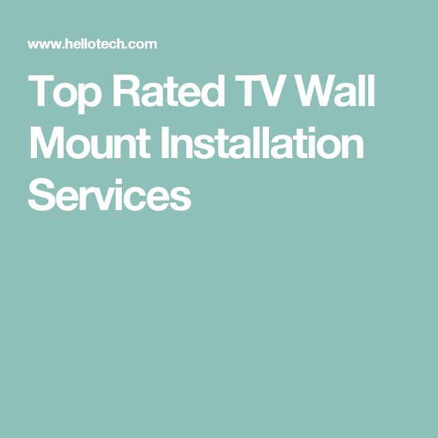 17 best ideas about tv wall mount installation on pinterest fireplace tv wall electric wall. Black Bedroom Furniture Sets. Home Design Ideas