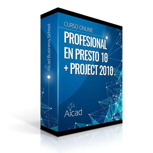 Profesional en Presto 10 + Project 2010