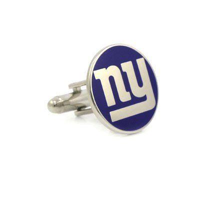 NY Giants Cufflinks Cufflinks Depot. $45.00