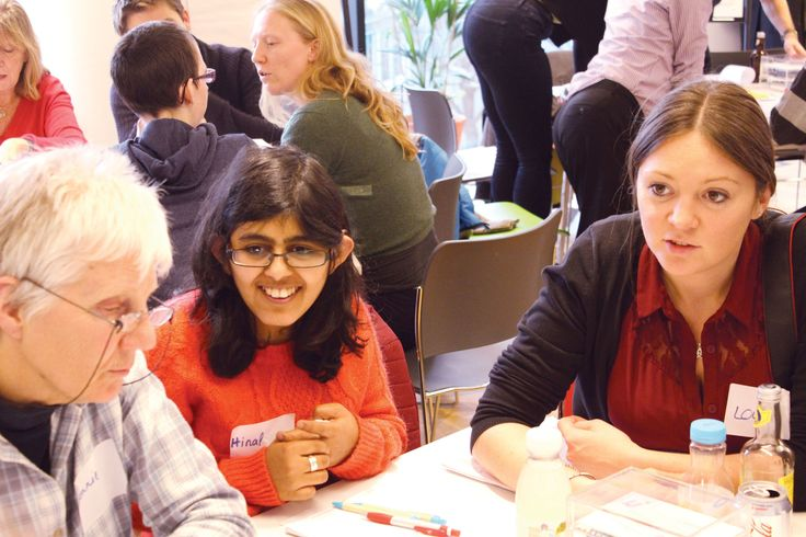Photos taken at a workshop with Mencap for the learning disabilities campaign.