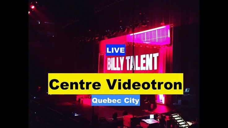 Best of Billy Talent - LIVE Quebec City March 2, 2017
