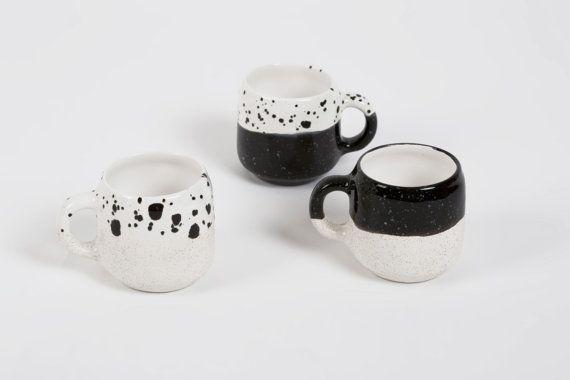 Large Mug for Coffee Handcrafted Mug Large Mug for by MinkaInhouse