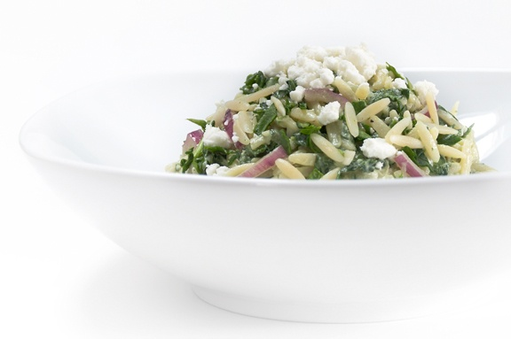 ... + images about Insalate on Pinterest | Orzo salad, Pea salad and Orzo