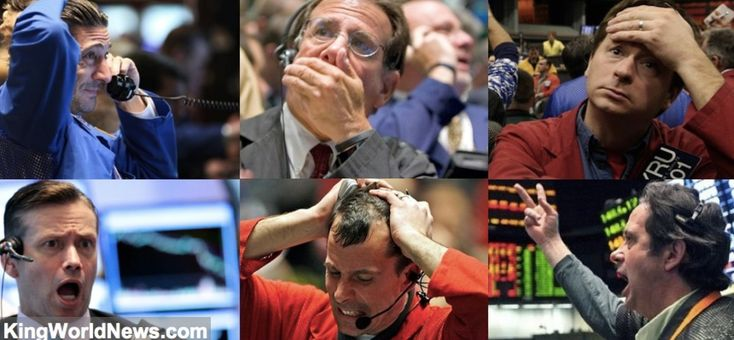 Is The World Being Set Up For Something Even More Terrifying Than The Global Stock Market Crash Of 1987?   - April 19 (King World News) – The Crash of 1987 was an unforgettable experience. The financial system experienced a cardiac arrest of epic proportions….2015