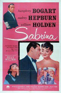 Sabrina (1954) Poster