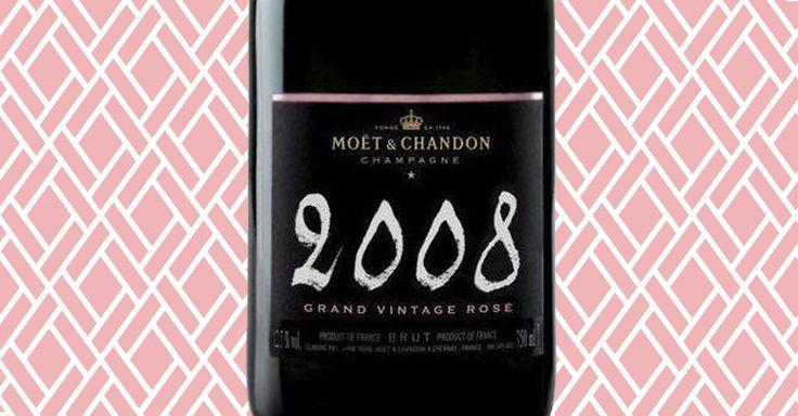 Review: Moet & Chandon Grand Vintage Rosé 2008