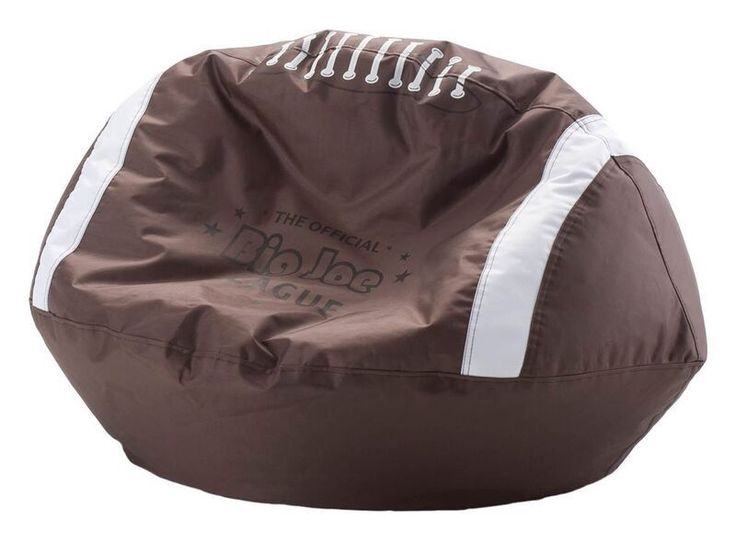 Big Joe Football Bean Bag Chair Awesome Ideas
