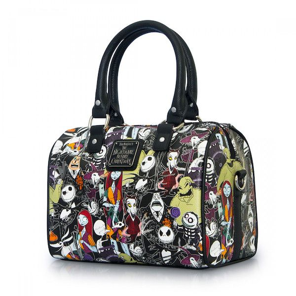 Loungefly Debuts A 'Nightmare Before Christmas' Bag Collection