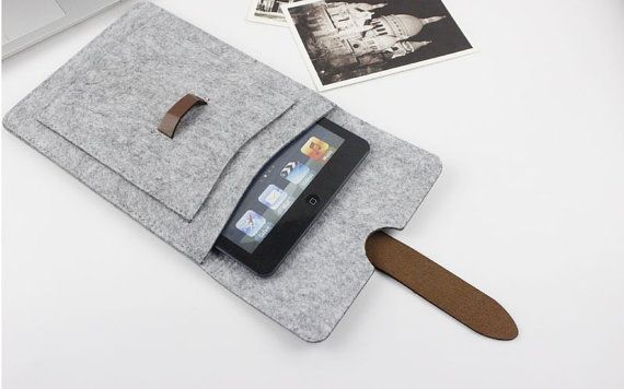 Felt 13 inch Macbook Air sleeve Macbook sleeve 13 by FeltSJie