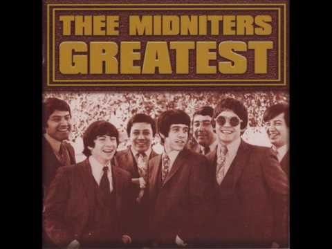 Whittier Blvd. by Thee Midniters. (A little shout out to my old stomping ground - when I did my undergrad at Whittier College)