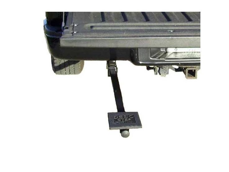 DoMore 30400 Slidestep for 97-04 F150 F250 F350 Tailgate Step