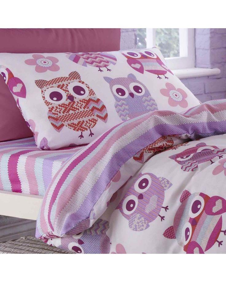 Pościel OWL -  140*200 cm