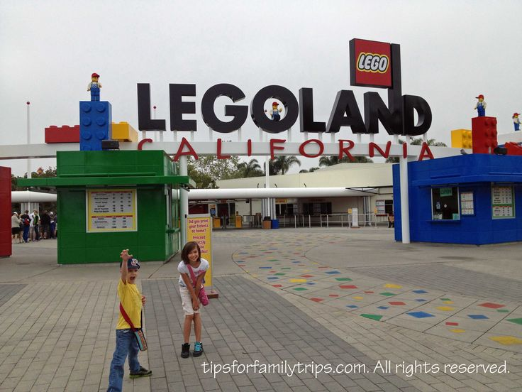 10 Tips for visiting LEGOLAND California Resort in Carlsbad, California. Find tips for discounts, avoiding long lines, best ages and more!
