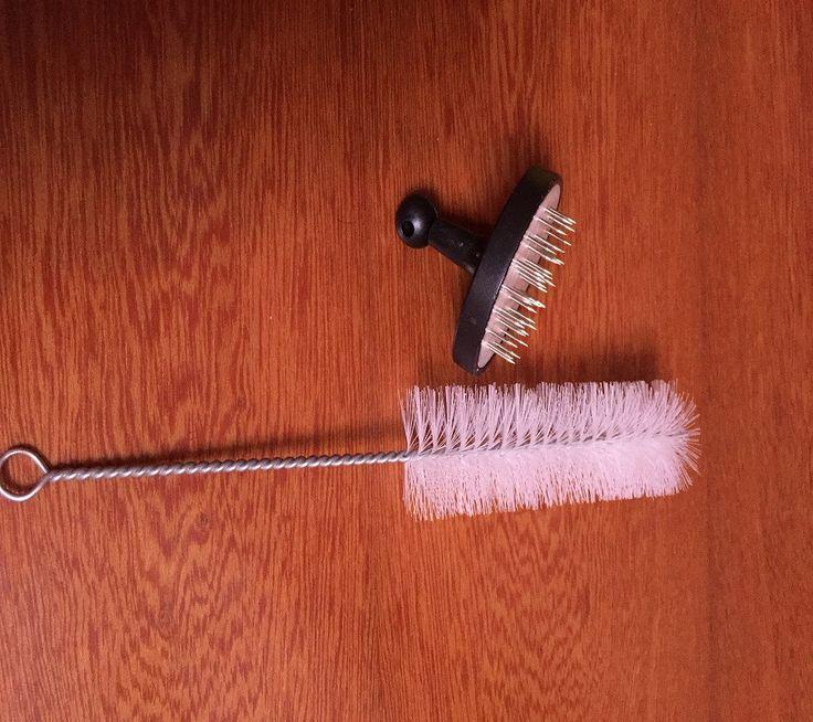 how to clean shisha pipe
