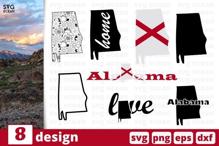Download Alabama State Svg Bundle Alabama Flag Svg Alabama Map Usa Flag State Patriotic 4thofjuly Map Floral In 2020 Social Media Graphics Image Svg Resume Templates