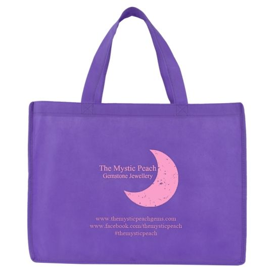 Getting this TMP tote bag in the mail!! If anyone wants one please let me know!! We can even change the colors for you too if you want :)