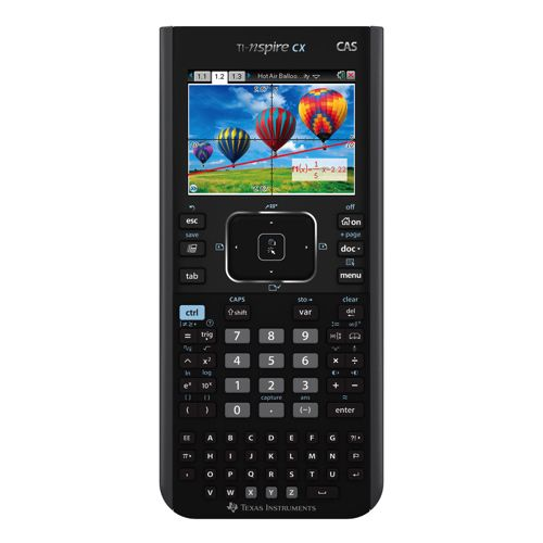 This is an important item that i would love not to have to purchase. Texas Instruments TI-Nspire CX CAS Colour Graphing Calculator (N3CAS/CLM/2L1) - Online Only #SetMeUpBBY    - Online Only