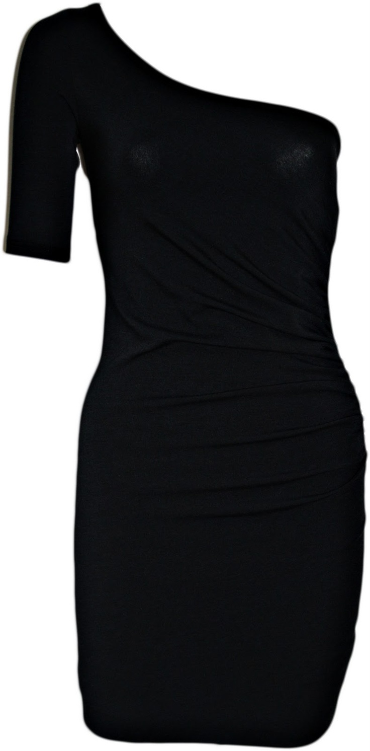Vestido Negro Basico  Basic Black dress