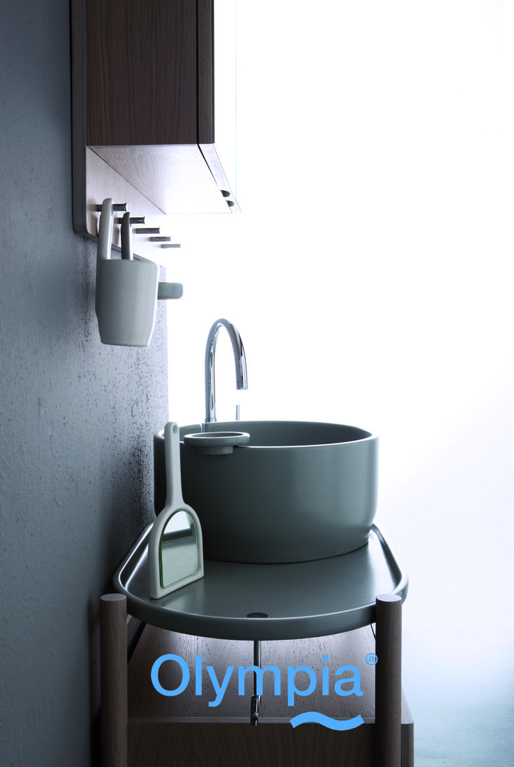 Ukijo collection - Bathroom furniture - Olympia Ceramica. http://www.olympiaceramica.it/it/ukiyo-e/