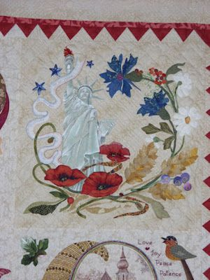 Elizabeth's Quilt Projects: Favorites from Houston Quilt Show