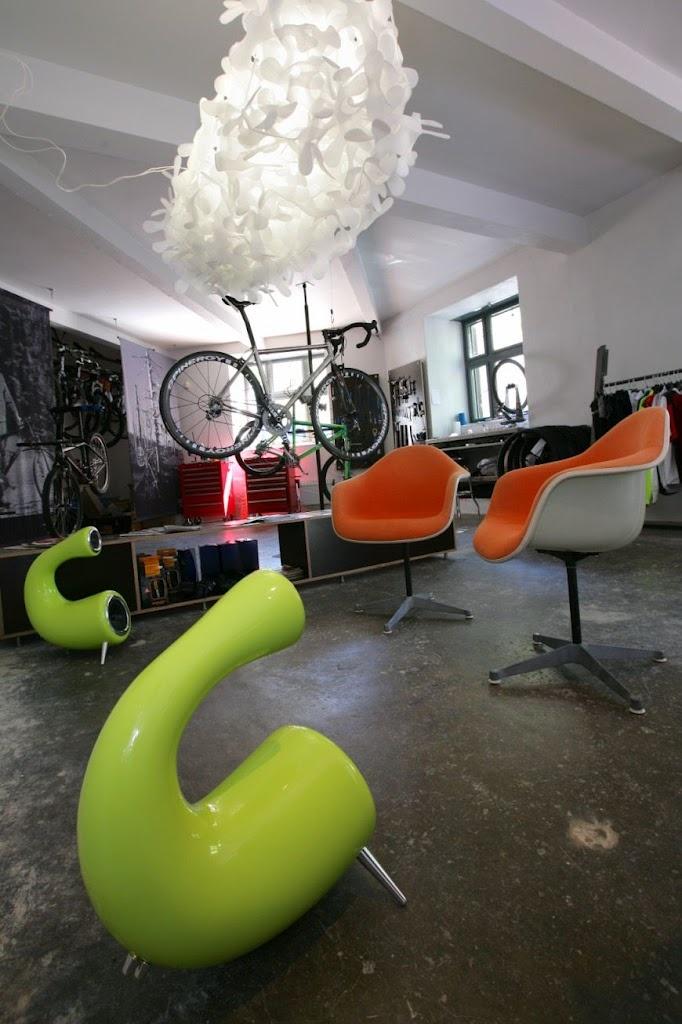 Bicycle Café  foto: Andrej Jakovlev