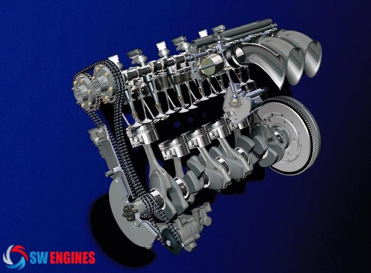#SWEngines Check out the new BMWEngines