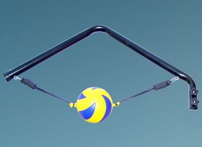 VST-VHA Volleyball Spike Trainer - Includes Hitting Arm and Volleyball Assembly for DIY Volleyball Spike Trainer. Re-purpose your old basketball system.