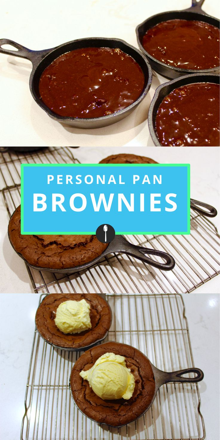 Make a single serve brownie with this recipe.