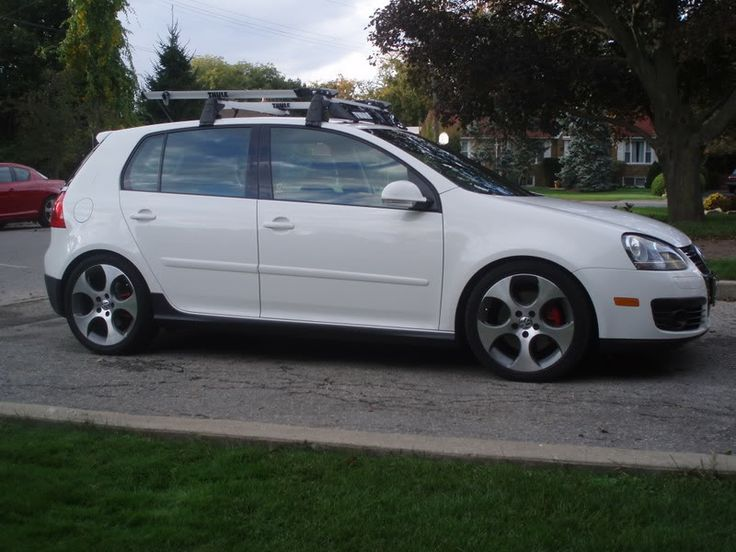 VWVortex.com   MKV GTI Roof Rack | Cars | Pinterest | Roof Rack And Cars