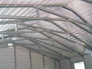 Steel Truss Buildings For Sale