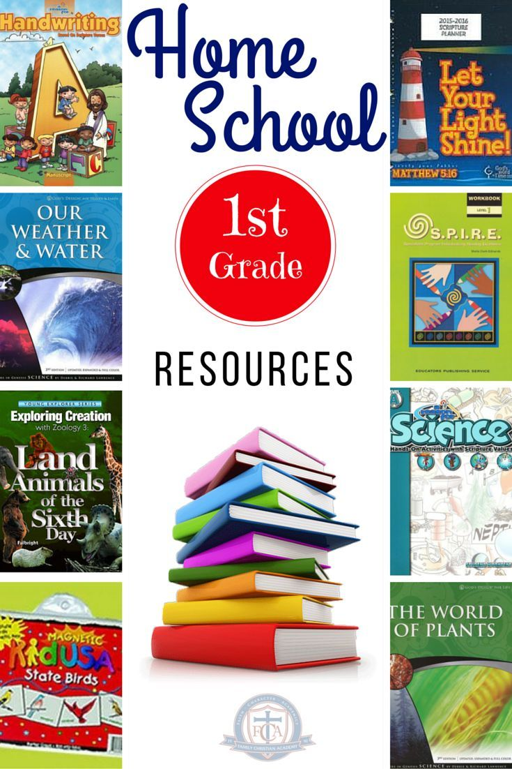 1st Grade Free Homeschool Resources Books Curriculum Great Home
