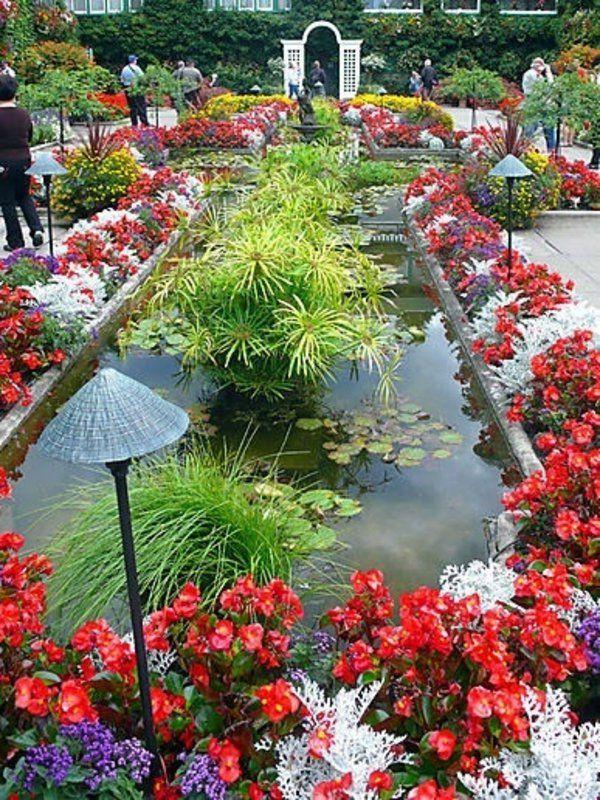 Die besten 25+ Land scaping Ideen auf Pinterest Vorgarten blumen - Terrasse Im Garten Herausvorderungen