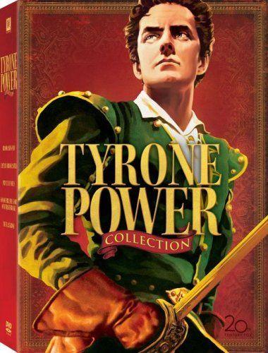 Tyrone Power: Swashbuckler Box Set [DVD] [Region 1] [US Import] [NTSC]