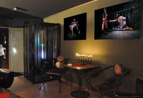 Böse Buben e.V. Berlin Spanking Fetish FF Roleplay - We are a club of adult men, who enjoy and foster innovative sex. Sex Club Play Space Gay