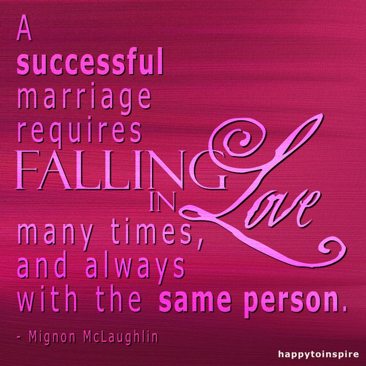 Happy Marriage Quotes: A Successful Marriage...