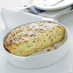 Un piatto unico perfetto, gustoso e salutare: scopri la ricetta del timballo di riso e salmone su Sale&Pepe.